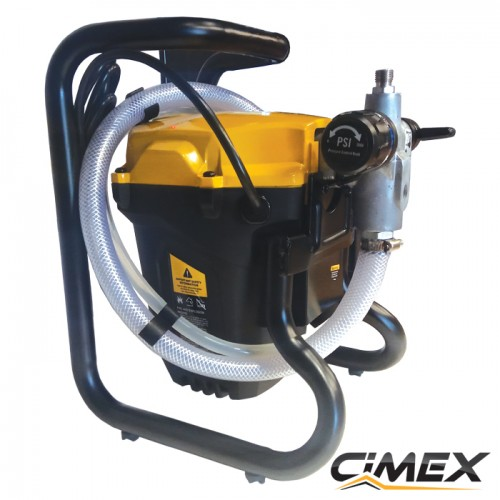 МАШИНИ ЗА БОЯДИСВАНЕ - Машина за безвъздушно боядисване CIMEX X5n