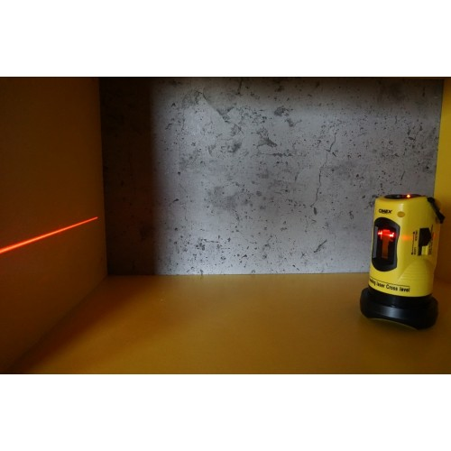 ФЕЙСБУК ИГРА - Лазерен нивелир - самонивелиращ се линеен лазер CIMEX
