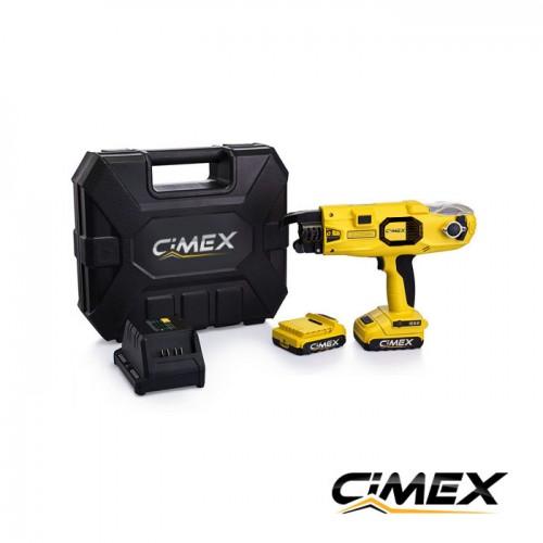МАШИНИ ЗА АРМАТУРА - Машина за връзване на арматура CIMEX RT2640