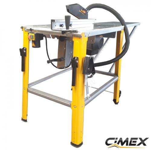 Настолен циркуляр за дърво CIMEX TS315, 1600 х 550 мм