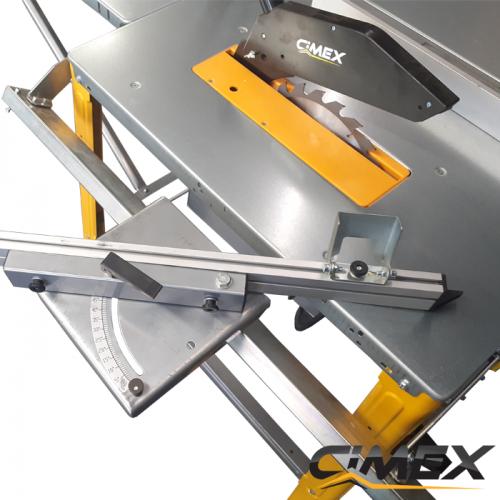 Стационарен циркуляр CIMEX TS315M + Прахоуловител CIMEX DC75-1150