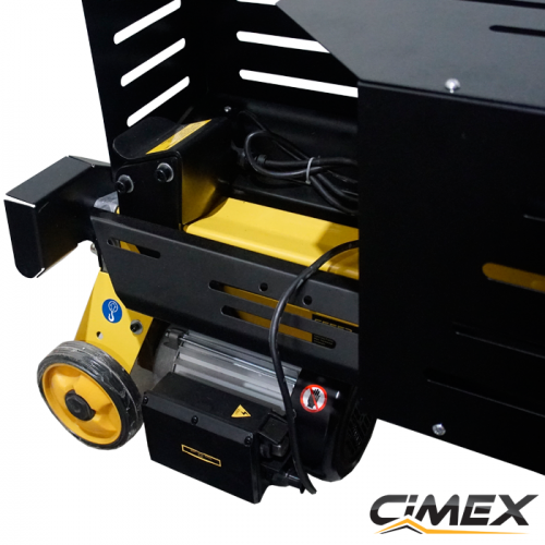 МАШИНИ ПОД НАЕМ - Машина за цепене на дърва под наем - CIMEX LS4-350