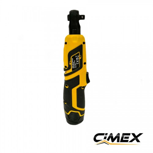 Акумулаторна ударна тресчотка CIMEX, 40 Nm.