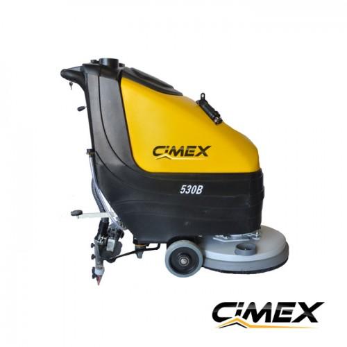 МАШИНИ ЗА ПОЧИСТВАНЕ - Подопочистващ автомат CIMEX 530B