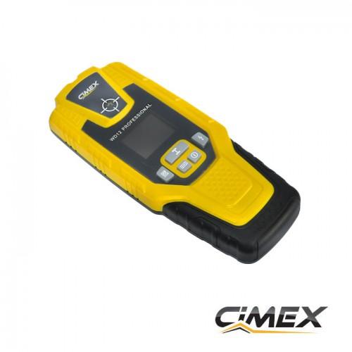 ИЗМЕРВАТЕЛНА ТЕХНИКА - Детектор за кабели CIMEX WD12 Professional