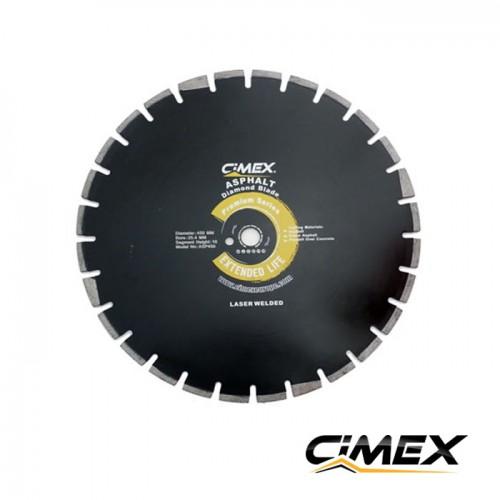 Диамантени дискове - Диамантен диск за асфалт 300 мм. CIMEX ASP300