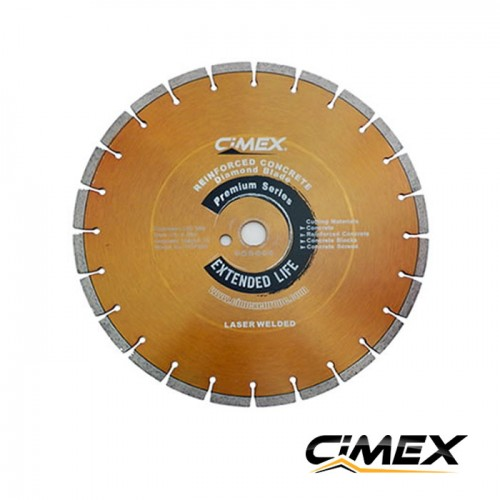 Диамантени дискове - Диамантен диск за бетон 350 мм. CIMEX RCP350