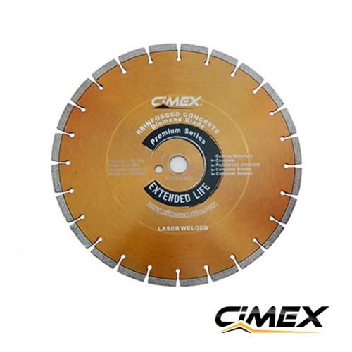 Диамантени дискове - Диамантен диск за бетон 400 мм. CIMEX RCP400