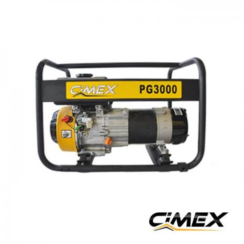 ГЕНЕРАТОРИ ЗА ТОК - Монофазен генератор за ток CIMEX PG3000