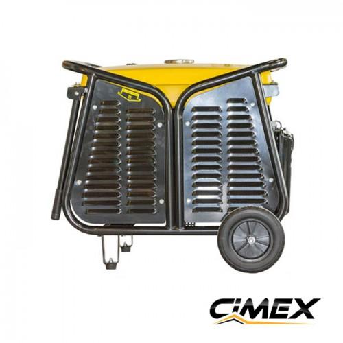 ГЕНЕРАТОРИ ЗА ТОК - Авариен генератор за ток 6.5 kW, AVR, ATS - CIMEX PG8000ATS
