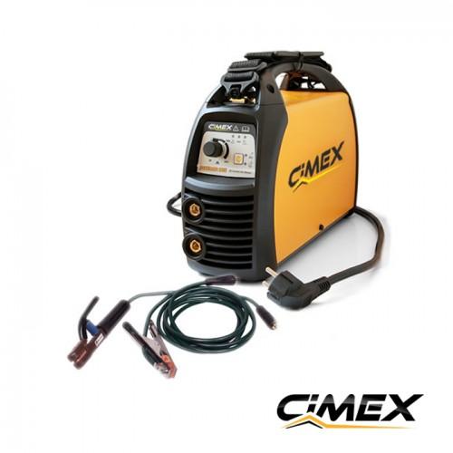 ЗАВАРЪЧНА ТЕХНИКА - Инверторен електрожен CIMEX ARC160