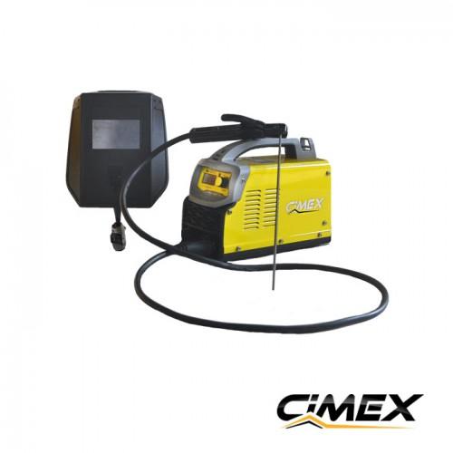 ЗАВАРЪЧНА ТЕХНИКА - Инверторен електрожен CIMEX MMA250