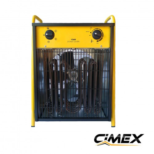 ЕЛЕКТРИЧЕСКИ КАЛОРИФЕРИ - Електрически калорифер 15.0kW, CIMEX EL15.0