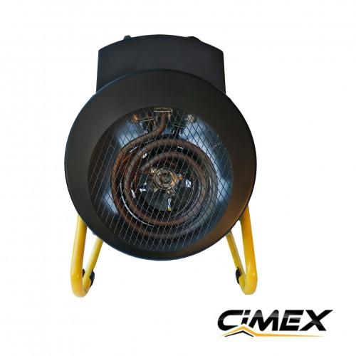 ЕЛЕКТРИЧЕСКИ КАЛОРИФЕРИ - Електрически калорифер 5.0kW, CIMEX EL5.0SC