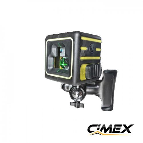 ЛАЗЕРНИ НИВЕЛИРИ ПОД НАЕМ - Лазерен нивелир под наем CIMEX CUBE GREEN