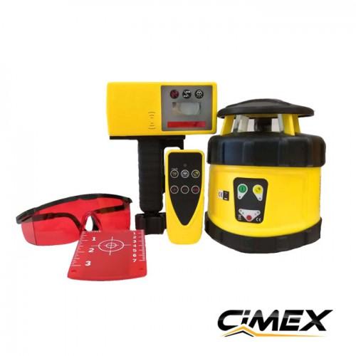 РОТАЦИОННИ НИВЕЛИРИ - Ротационен лазерен нивелир CIMEX HV500B