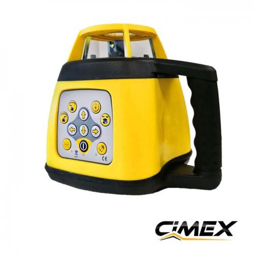 ЛАЗЕРНИ НИВЕЛИРИ - Ротационен лазерен нивелир Cimex HV500PL