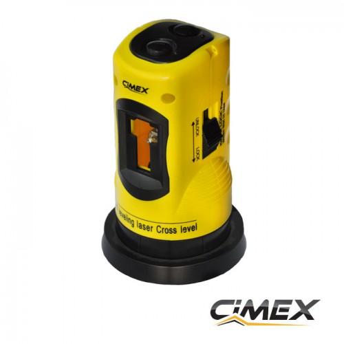 АКУМУЛАТОРНИ МАШИНИ - ПРОМО ПАКЕТ! Акумулаторен винтоверт Cimex CD12V30 + лазерен нивелир CIMEX RL10m
