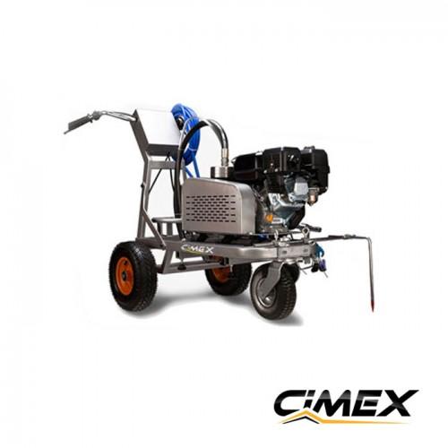 МАШИНИ ЗА БОЯДИСВАНЕ - Машина за пътна маркировка CIMEX RLM10.20
