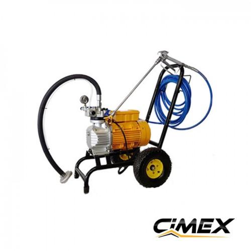 МАШИНИ ЗА БОЯДИСВАНЕ - Машина за боядисване CIMEX X590