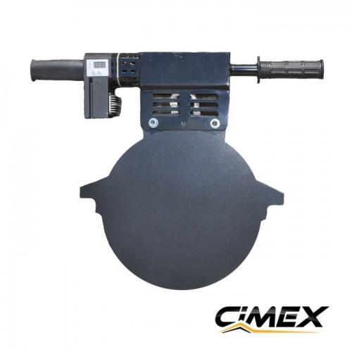 МАШИНИ ЗА ЧЕЛНО ЗАВАРЯВАНЕ - Машина за челно заваряване на тръби CIMEX PP250