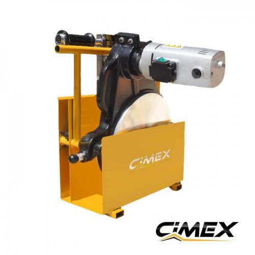 МАШИНИ ЗА ЧЕЛНО ЗАВАРЯВАНЕ - Машина за челно заваряване на тръби CIMEX HPP315