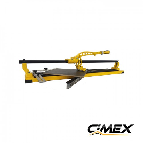 МАШИНИ ЗА РЯЗАНЕ НА ПЛОЧКИ ПОД НАЕМ - Ръчна машина за рязане на фаянс, теракот, гранитогрес под наем Cimex HTC800PRO
