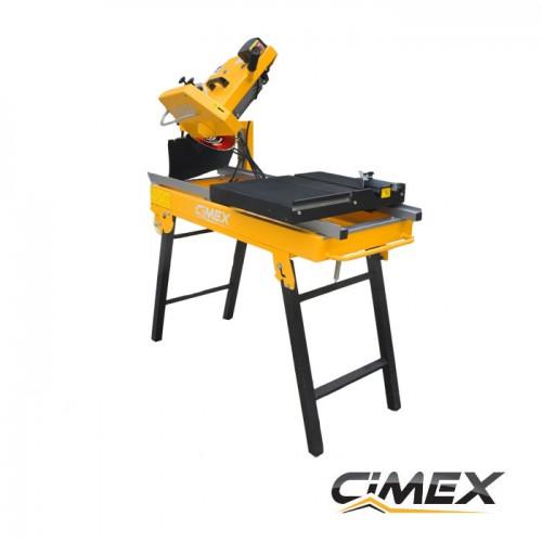 ОТРЕЗНИ МАСИ ЗА ТУХЛИ - Маса за рязане на строителни материали CIMEX MS350