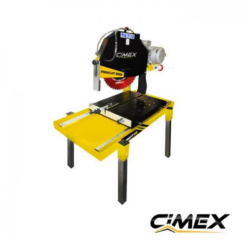 ОТРЕЗНИ МАСИ ЗА ТУХЛИ - Машина за рязане на тухли CIMEX MS650S