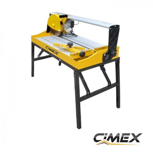 ОТРЕЗНИ МАСИ ЗА ПЛОЧКИ - Машина за рязане на плочки CIMEX TC300-860
