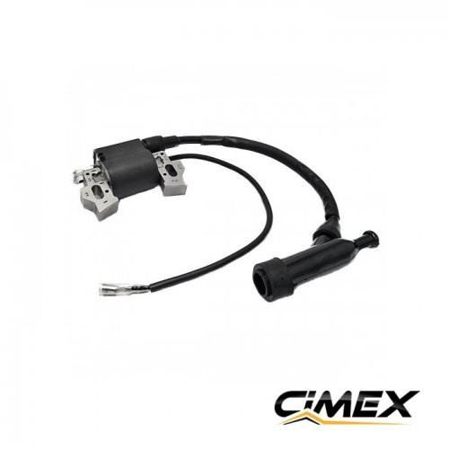 РЕЗЕРВНИ ЧАСТИ - Комплект бобина с кабели и дълга лула HONDA GX120/160/200