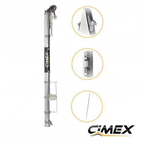 МАШИНИ ЗА ГИПСОКАРТОН - Система за фугиране и шпакловане CIMEX DT-135-SYS