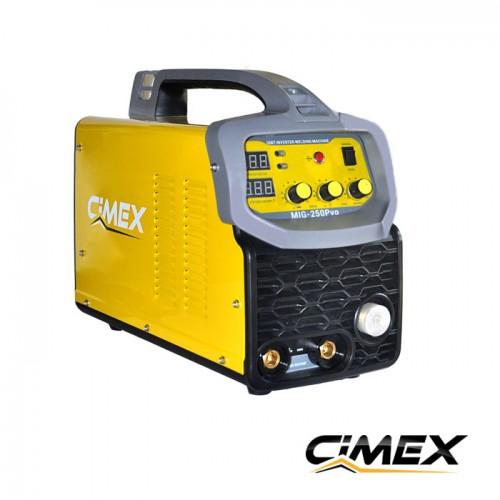 ЗАВАРЪЧНА ТЕХНИКА - Телоподаващ апарат CIMEX MIG 250 Pro