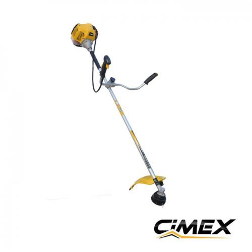 ГРАДИНСКА ТЕХНИКА - Моторна коса - храсторез (тример) с корда и нож Cimex BRC50