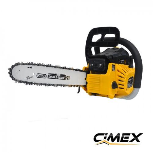 МОТОРНИ ТРИОНИ - Резачка за дърва / моторен верижен трион CIMEX MS350-14