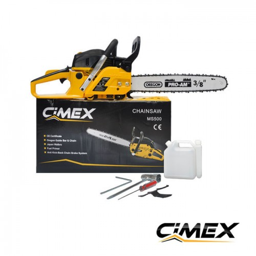 МОТОРНИ ТРИОНИ - Моторен трион 50 см. CIMEX MS500-20