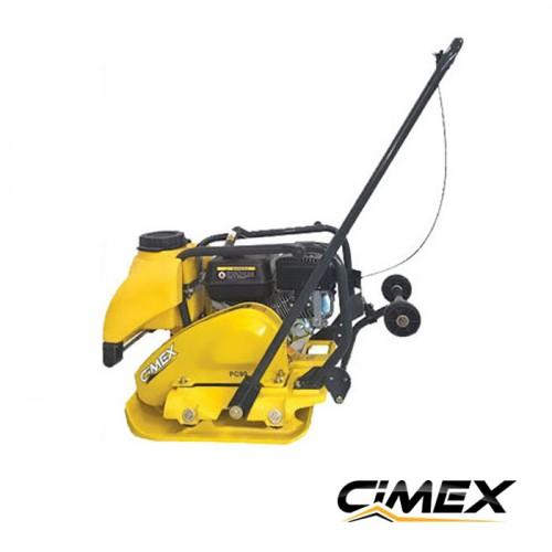 ВИБРОПЛОЧИ ПОД НАЕМ - Виброплоча под наем, преден ход CIMEX CP90