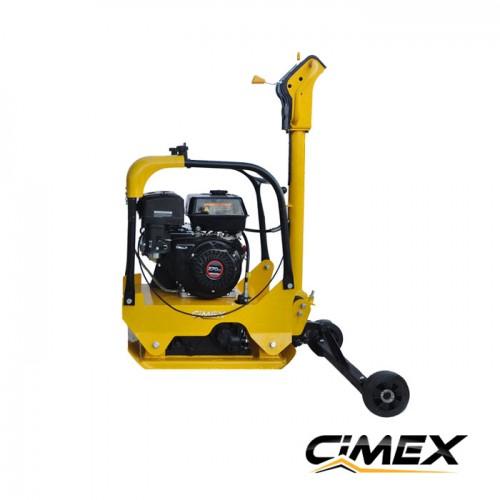 ВИБРОПЛОЧИ ПОД НАЕМ - Реверсивна виброплоча под наем CIMEX CR160