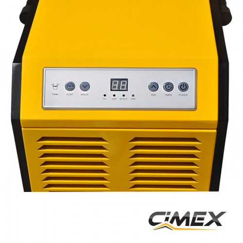 ВЛАГОУЛОВИТЕЛИ, ИЗСУШИТЕЛИ - Мобилен влагоуловител / влагоабсорбатор CIMEX DH50