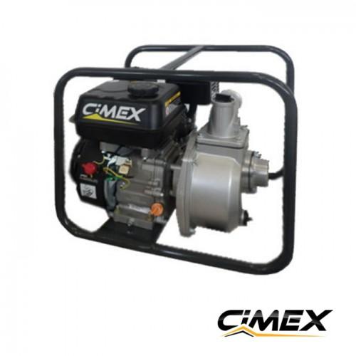 БЕНЗИНОВИ ВОДНИ ПОМПИ - Бензинова водна помпа Cimex WP75 - 3 цола