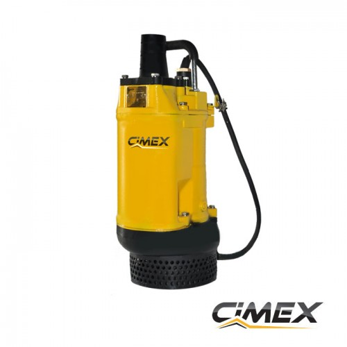 ВОДНИ ПОМПИ ПОД НАЕМ - Дренажна помпа под наем CIMEX D3-29.55