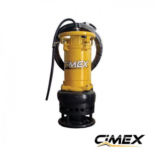 ВОДНИ ПОМПИ ПОД НАЕМ - Потопяема помпа с агитатор под наем CIMEX HD6-23.175