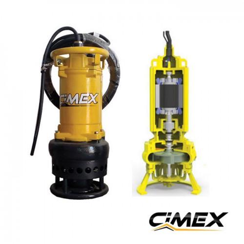 ДРЕНАЖНИ ПОМПИ ЗА МРЪСНА ВОДА - Строителна дренажна водна помпа CIMEX HD6-23.175