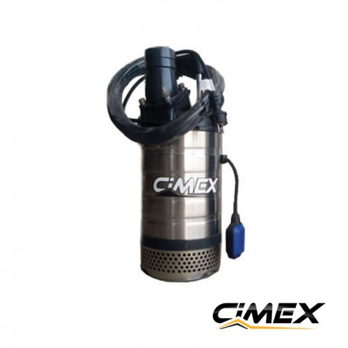ВОДНИ ПОМПИ ПОД НАЕМ - Потопяема водна помпа с поплавък под наем CIMEX SPF3-15.40