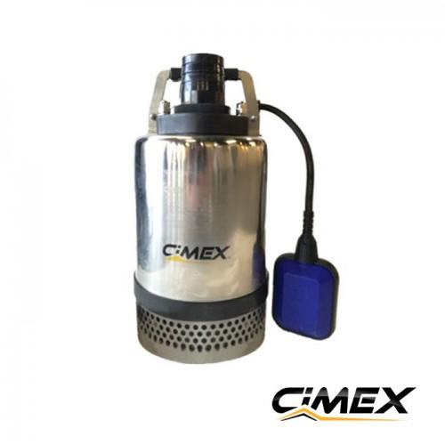 ВОДНИ ПОМПИ ПОД НАЕМ - Потопяема помпа с поплавък под наем CIMEX SPF2-12.15