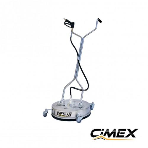 ПРИСТАВКИ ЗА ВОДОСТРУЙКА - Иноксова приставка (за водоструйка) за почистване на подове