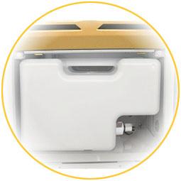 Мобилен влагоуловител / влагоабсорбатор CIMEX DH50