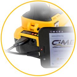 Акумулаторен ударен винтоверт с безчетков мотор CIMEX CD18V62NM-B