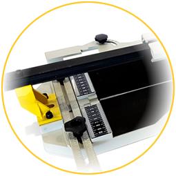 Машина за рязане на фаянс, теракот, гранитогрес Cimex HTC760PRO